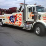long vehicle graphics
