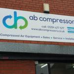 AB Compressors banner