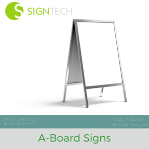 A-Board Signs