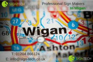 Sign Makers Wigan